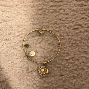 Gold Daughter Alex and Ani Bracelet